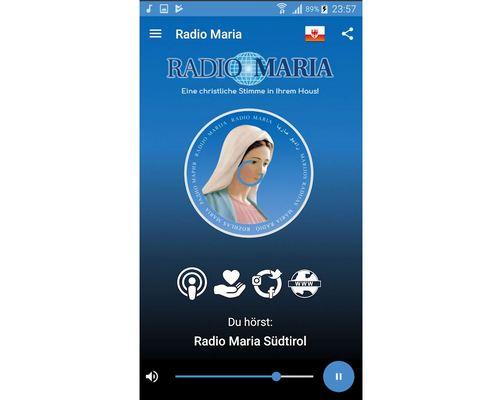 RadioMariaSuedtirolAPP