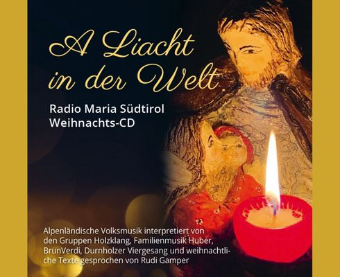 CD- A Liacht in der Welt