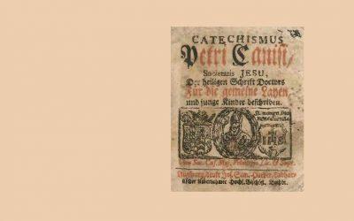 Kleiner Katechismus von 1599