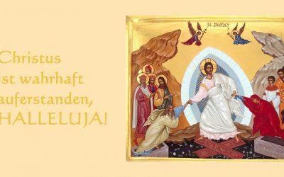 Christus ist auferstanden!