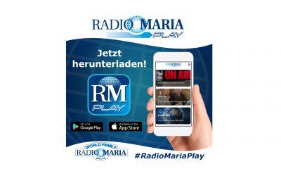 RM Play – alle Radio Marias auf einen Blick